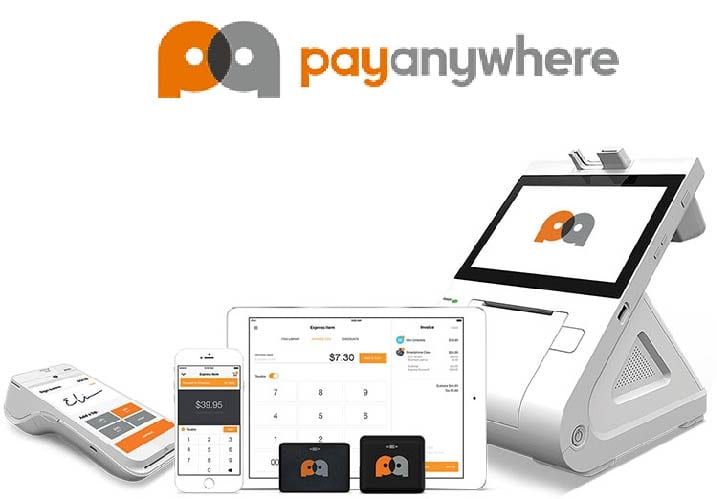 Pay Anywhere Systems