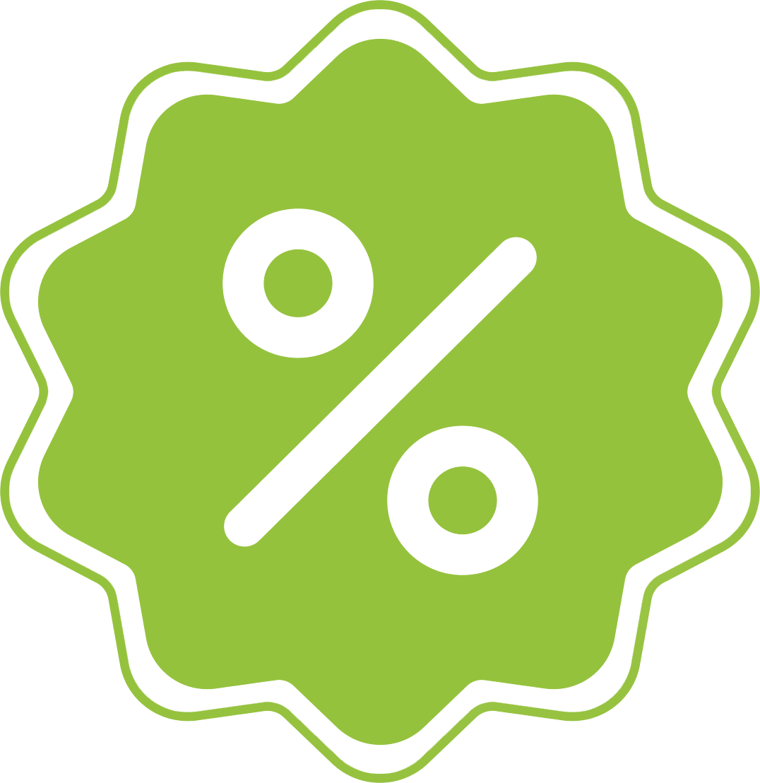 discount green Icon